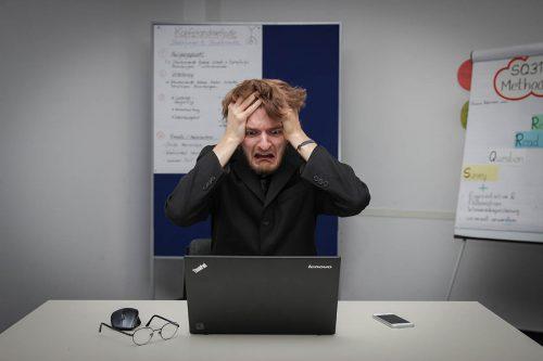 Weboldal készítés hibák