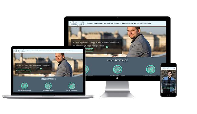 Weboldal készítés Báthori