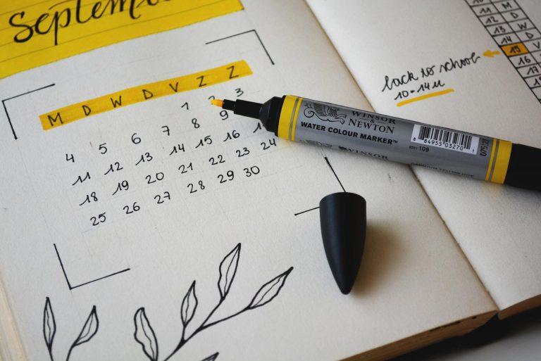 WordPress naptár bővítmény